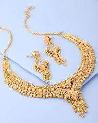 golden necklace women images Buy designer necklace sets traditional designer yellow gold jpg