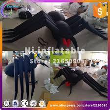 online get cheap halloween inflatable spider aliexpress com