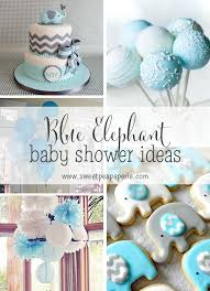 blue elephant baby shower decorations blue elephant baby shower ideas mothers day ba shower ideas you