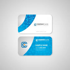 designs elegant business card template word 2010 with image