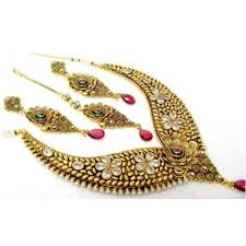 gold set gold set 1 gm gold gold jewellery trendy design in