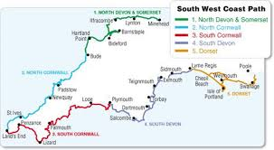 Southwest Route Map Holly Scrivener Is Fundraising For Girlguiding South West England