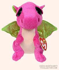 darla ty beanie boo dragon
