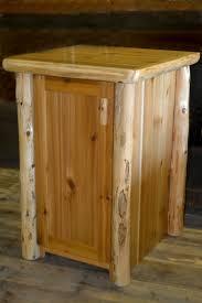 hidden garbage can cabinet best home furniture decoration