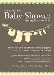 neutral baby shower invitation wording futureclim info