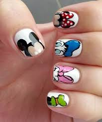 easy nail art characters 130 easy and beautiful nail art designs 2018 just for you