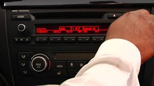 bmw 3 series change and set the time in professional radio youtube