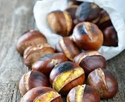 cuisiner marrons frais châtaignes au four recette de châtaignes au four marmiton