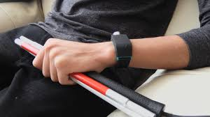 How Do Blind People Walk Around A Smart Watch To Help Blind People Navigate Mit Technology Review