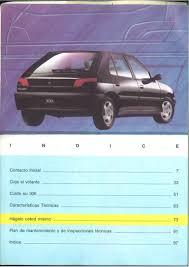 peugeot 306 manual