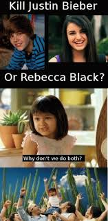 Rebecca Black Memes - rebecca black jokes kappit