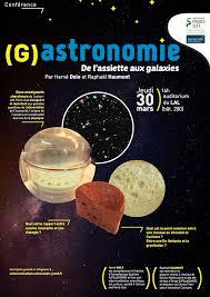 cuisine innovante g astronomie de l assiette aux galaxies