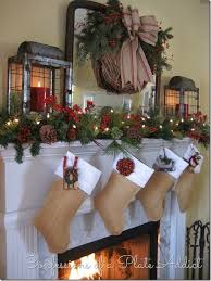 19 Mantel Christmas Decorating Ideas To Make Your Home More Festive
