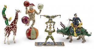 whimsy charm co circus figures freeman s