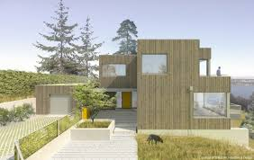 New Home Design Magazines Designer Of Excel Builds Passive House With Seattle Home Builder