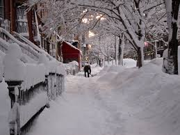The Biggest Blizzard 2011 Year In Review Biggest New York Stories Wnyc News Wnyc