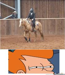 Horse Riding Meme - not sure if horse riding horse or by thebluedragongamer meme