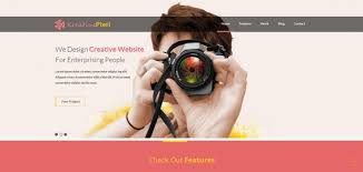 templates for website html free download free responsive html5 css3 website templates level up medium