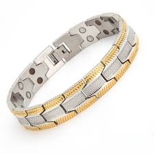 germanium health bracelet images 38 new germanium health magnetic therapy jewelry gold silver jpg