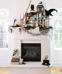 How To Decorate Home For Halloween 10 Creative Places To Decorate Your House For Halloween Real Simple
