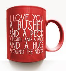 amazon com i love you to infinity and beyond 8 oz coffee mug red
