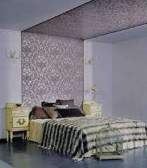 Modern Wallpaper Ideas For Bedroom - 22 ideas to update ceiling designs with modern wallpaper patterns