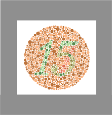 Yellow Red Color Blindness Tests For Red Green Colorblindness
