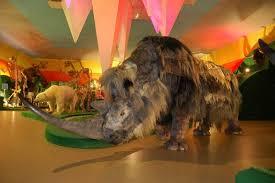 woolly rhinoceros u2013 pleistocene rhino dinoanimals