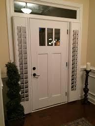 need a little privacy for your front door sidelight windows we
