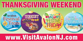 see all of avalon s special events for thanksgiving weekend