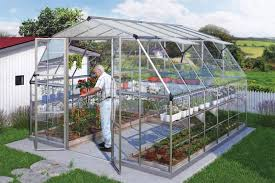 Greenhouses For Backyard Americana Hobby Greenhouse Gothic Arch Greenhouses