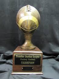 Armchair Quarterback Trophy What U0027s New Trophy Den