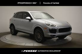 lease a porsche cayenne 2017 porsche cayenne platinum edition awd porsche of fairfield