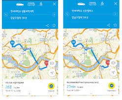 Maps For Directions 10원 Tips Kakao Map Gets English Interface