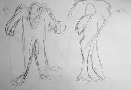 figure drawing 5 5 15 quick 1 minute sketches from reference