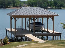 boat house boathouse lifts tradesman co