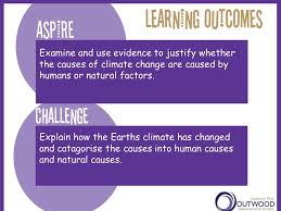 Challenge Causes Aspire Challenge Examine And Use Evidence To Justify Whether The