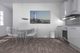 peggys cove lighthouse canvas print photowall