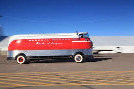 gm futurliner is on the vintage auto auction block fortune