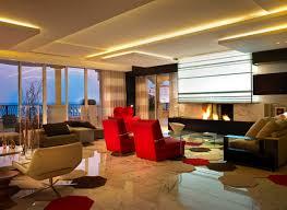 interior design commercial real estate services concept technology