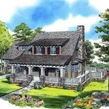 Small Cottage Plans With Porches by Cottage House Plan With Wraparound Porch By Max Fulbright Small