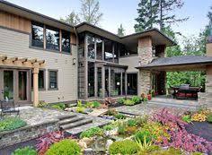 modern prairie house plans plan 14469rk prairie style home plan luxury houses photo