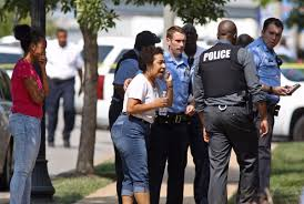 suspects in custody in shooting of 2 st louis police officers and