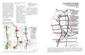 Marta Route Map by Northside Drive Vision Site Under Construction Multi Mode
