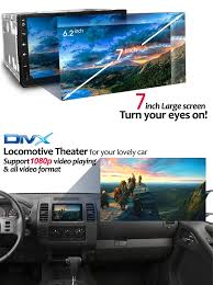 amazon com android 6 touch screen car stereo corehan 7