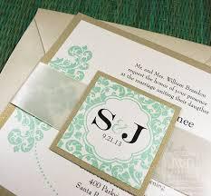 wedding invitations minted mint green wedding invitations mint green wedding invitations with