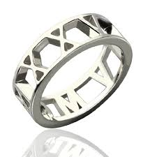 numeral ring 2016 numerals class ring