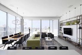 minimalist design concept where the view remains the main focal