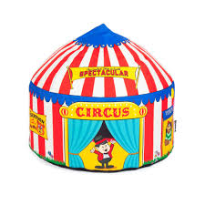 circus kids bean bag by woouf girls bedroom furniture cuckooland