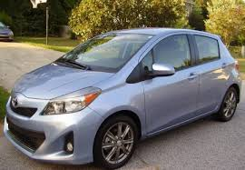 toyota yaris maintenance required light meaning hedonist vs frugalist 2012 toyota yaris se the truth about cars